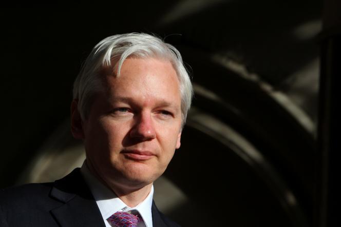 Julian Assange, en décembre 2011.