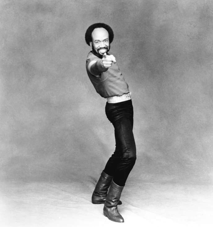 Maurice White en 1980.