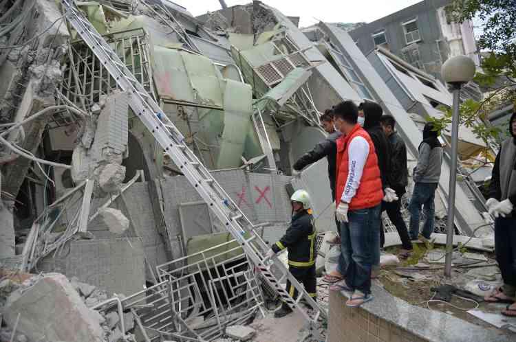 Une secousse de magnitude 7,6 avait frappé l'île en septembre 1999, tuant 2400personnes.