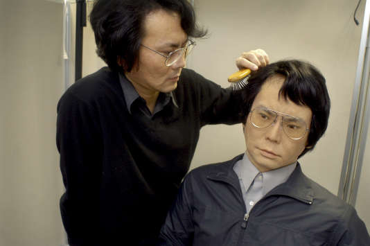 Le roboticien Hiroshi Ishiguro viendra à SXSW avec l'androïde qu'il a conçu à son image.