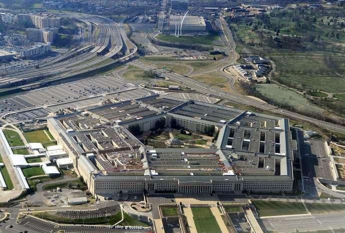 Le siège du Pentagone, à Washington.