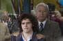"Peter Lanzani et Guillermo Francella dans le film argentin de Pablo Trapero, ""El Clan""."