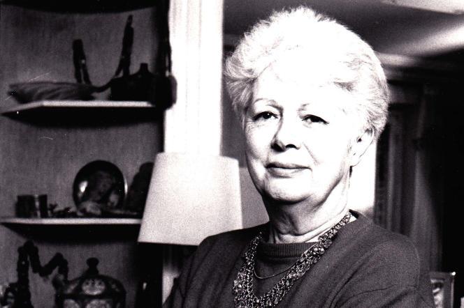Camille Lacoste-Dujardin, vers 1995.