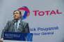 Patrick Pouyanné, le PDG de Total, en juin 2015.