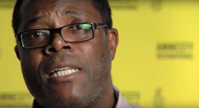 L'avocat David Mendes, ici dans une vidéo d'Amnesty en 2010.
