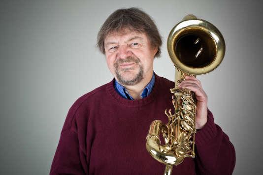 Le saxophoniste de jazz John Surman.