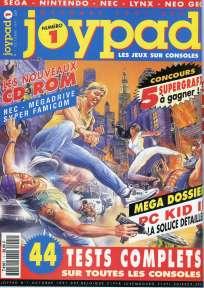 «Joypad», lancé en 1991, est l'un des trois magazines emblématiques de l'âge d'or des années 1990, avec «Player One» et «Consoles+».
