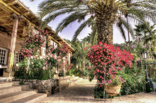 La Roseraie, un hôtel 4 étoiles en pleine nature, à Ouirgane.