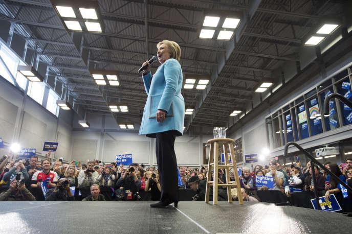 Pour le responsable de la campagne d'Hillary Clinton, Bernie Sanders a fait le plein en termes de délégués dans l'Iowa et le New Hampshire. Il devrait remporter le Vermont, son Etat.