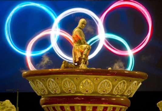 Au carnaval de Rio de Janeiro, le 7 février.