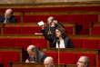 Cécile Duflot à l'Assemblée nationale, lundi 8 février.