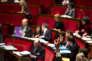 Bernard Debré demande la parole à l'Assemblée nationale, le 8 février 2016.