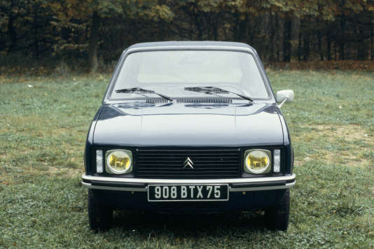 Prenez une carrosserie de 104Z Peugeot, un moteur d'Ami 8,  des phares de Dyane,mélangez le tout, vous obtiendrez une LN.