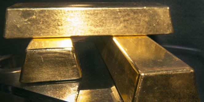 L'or revient sur le devant de la scène en ce début d'année.