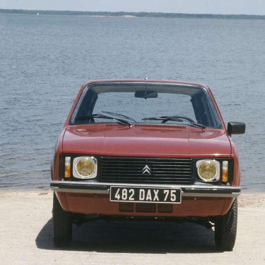 En 1978, la Citroën LNA  succède à la LN.