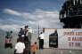 Intervention de l'ONU à Port-au-Prince, en1994.
