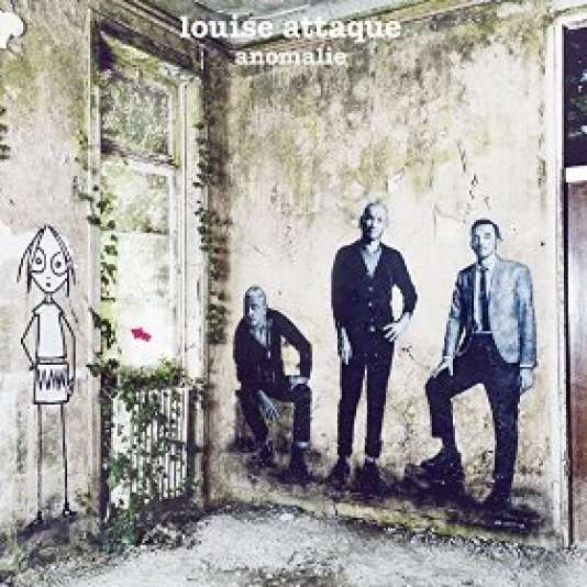 Pochette de l'album «Anomalie», de Louise attaque.