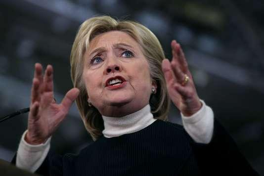 Pour le «Washington Post», Hillary Clinton dispose d'une réserve de voix dans l'électorat afro-américain et hispanique, qui devrait remettre la secrétaire d'Etat dans la course.