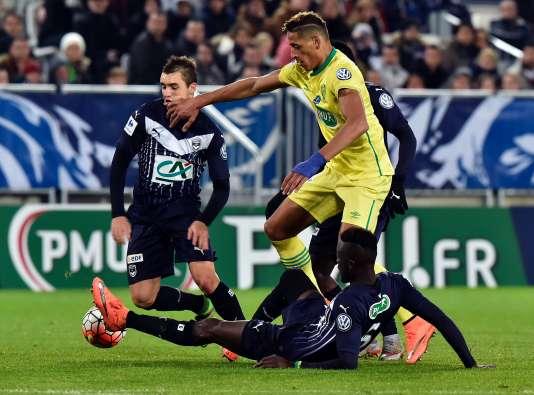 La défaite contre le FC Nantes en Coupe de France, est un tournant dans la saison des Girondins de Bordeaux.