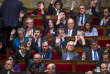Débat sur la déchéance de nationalité et la révision constitutionnelle à l'Assemblée nationale à Paris, mardi 9 février 2016