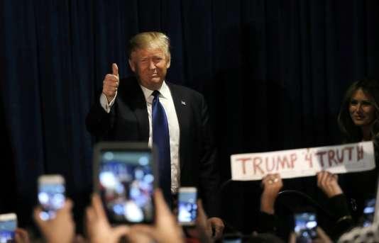 Avec la victoire de Donald Trump, le «New York Times» estime que les républicains se retrouvent devant la perspective d'une course fratricide à l'investiture.