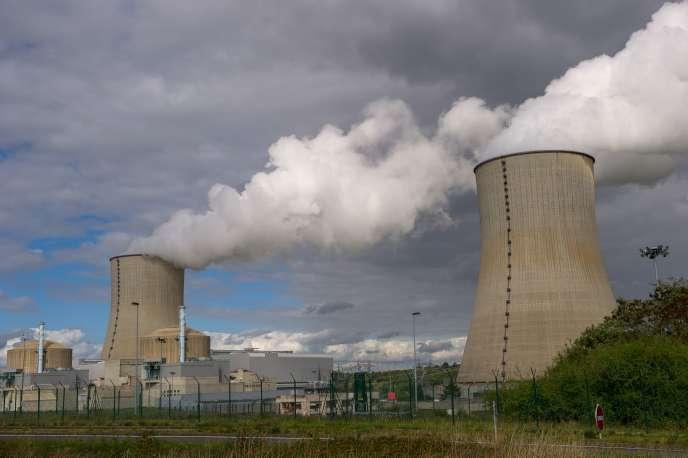La centrale nucléaire de Civaux le 22 septembre 2015.