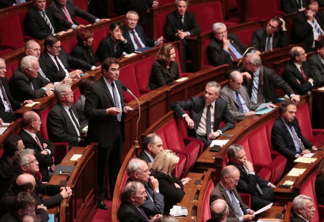 Le groupe parlementaire Les Républicains s'est fortement mobilisé pour faire voter une résolution invitant le gouvernement français à s'opposer au renouvellement des sanctions contre la Russie.