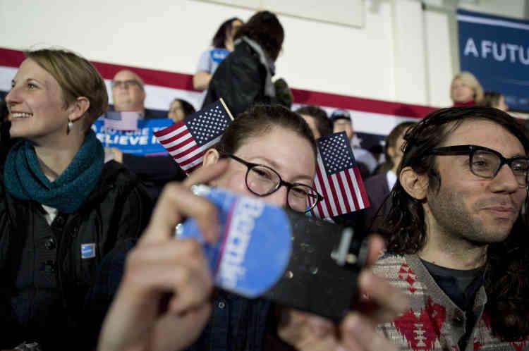 Le 1erfévrier, dans l'Iowa, le doyen de la course présidentielle, 74 ans, et une étiquette de «socialiste» qui en fait une curiosité politique aux Etats-Unis, avait déjà battu sa rivale Hillary Clinton dans la catégorie des moins de 30 ans en obtenant 84% de leurs suffrages, contre seulement 14% pour l'ancienne secrétaire d'Etat.