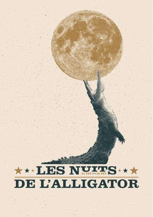 11e édition du Festival Les Nuits de l'Alligator 2016, du 14 au 28 février 2016 à Paris, et à travers la France.