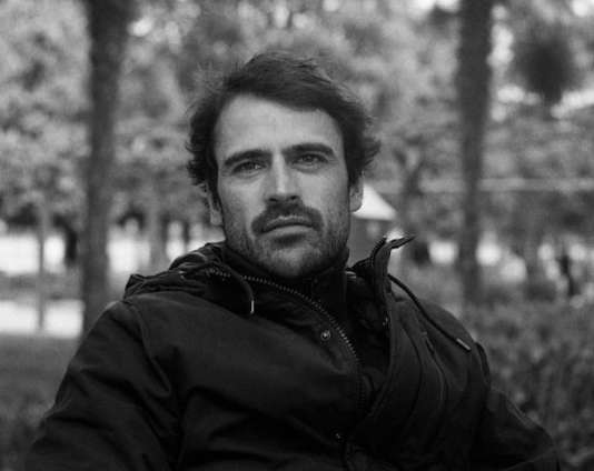 """Sylvain Robineau, réalisateur du  court-métrage """"Sabine""""."""