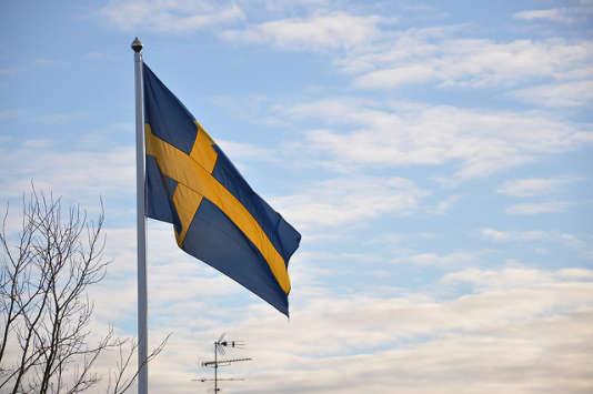 Drapeau suédois.