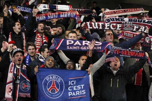 Le Paris Saint-Germain a saisi la justice pour récupérer la marque «Ici c'est Paris», née d'un slogan d'ultras.