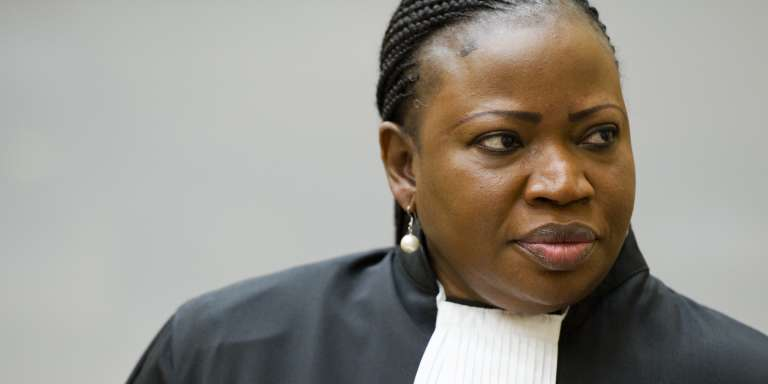 Fatou Bensouda, procureure de la Cour pénale internationale.