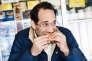 Dov Charney à Los Angeles le 31 janvier 2016. Une semaine avant, l'ancien PDG d'American Apparel voyait son ultime offre de rachat refusée par la justice américaine.