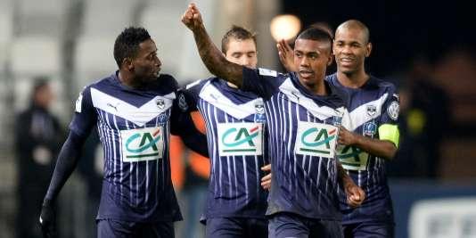 Le 10 février au stade Matmut Atlantique de Bordeaux, les Girondins ont longtemps cru à la victoire avant de finalement s'incliner contre Nantes.
