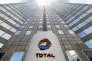 Total a annoncé, jeudi 11février, un chiffre d'affaires en recul de 30%, à 165,4milliards de dollars.