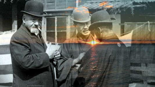 Gaston Méliès dans les mers du Sud et en Extrême-Orient lors de son voyage de dix mois en 1912-1913.