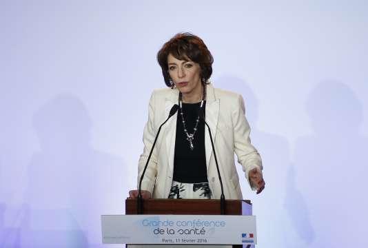 """La ministre de la santé Marisol Touraine a annoncé la mise en place d'un groupe d'experts pour """"définir médicalement le burn-out""""."""