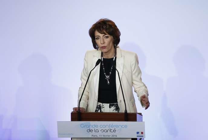 La ministre de la santé Marisol Touraine a annoncé la mise en place d'un groupe d'experts pour