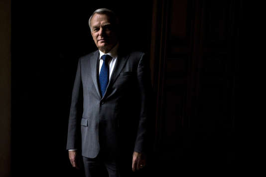 Jean-Marc Ayrault, le 30 avril 2013.