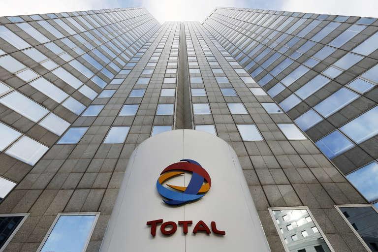 Le siège de Total à La Défense.