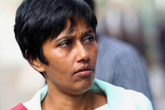 La députée de La Réunion Ericka Bareigts, en 2016.