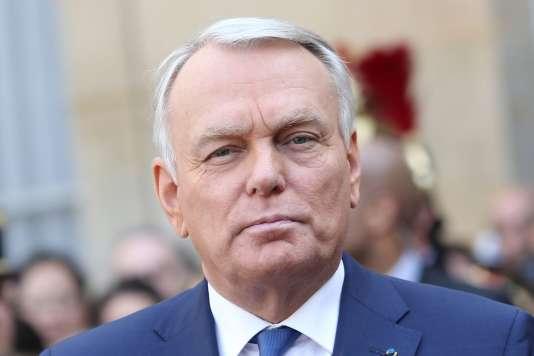Jean-Marc Ayrault, en avril 2014.