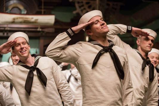 """Channing Tatum dans le film des frères Coen, """"Ave César !""""."""