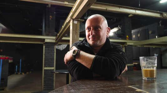 Steffen Kache a fondé à Leipzig le premier club de Techno.