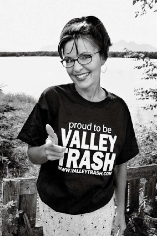 Sarah Palin le 21 juillet 2004.