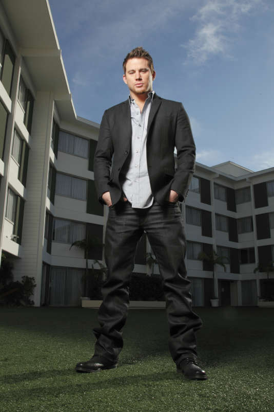 Channing Tatum à Los Angeles, en février 2011.