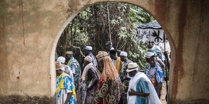 Esclavage La Course De Quatre Pays Africains Au Tourisme Mmoriel