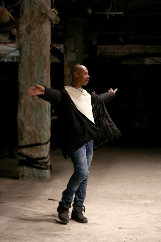 Shayne Oliver, le fondateur de Hood by Air.
