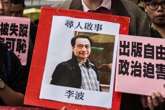 Lee Po et quatre autres employés de la maison d'édition hongkongaise Mighty Current, connue pour publier des ouvrages peu amènes à l'égard du gouvernement chinois, se sont volatilisés ces derniers mois
